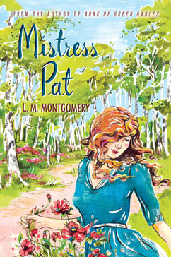 Cover for Mistress Pat