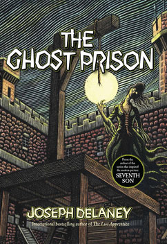 Cover for Ghost Prison
