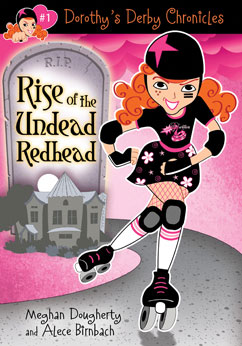 Cover for Rise of the Undead Redhead