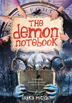 Cover for Demon Notebook