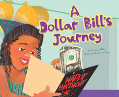 Cover for A Dollar Bill's Journey