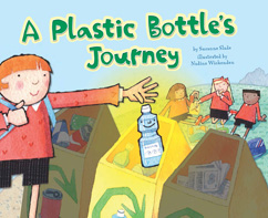 Cover for A Plastic Bottle's Journey