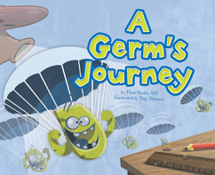 Cover for A Germ's Journey