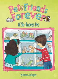 Cover for A No-Sneeze Pet