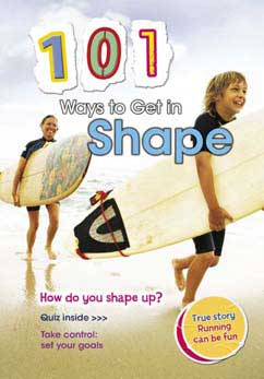 Cover for 101 Ways to Get in Shape