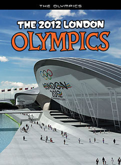 Cover for 2012 London Olympics