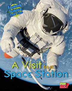 Cover for A Visit to a Space Station
