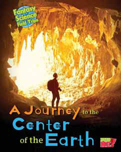 Cover for A Journey to the Center of the Earth