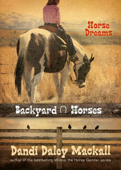 Cover for Horse Dreams