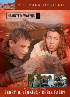 Cover for Haunted Waters