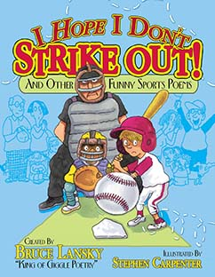 Cover for I Hope I Don't Strike Out!