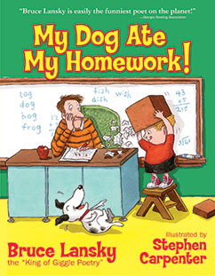 Cover for My Dog Ate My Homework!