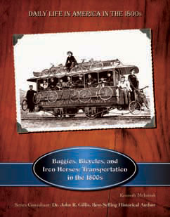 Cover for Buggies, Bicycles, and Iron Horses