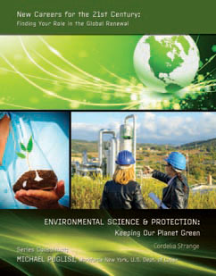 Cover for Environmental Science & Protection