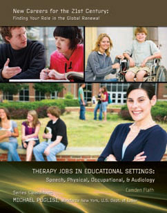 Cover for Therapy Jobs in Educational Settings