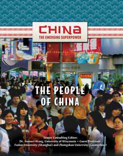 Cover for The People of China