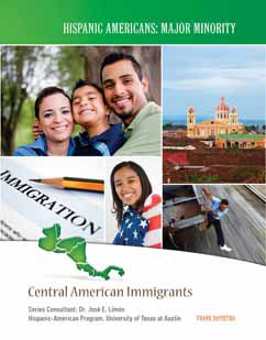 Cover for Central American Immigrants