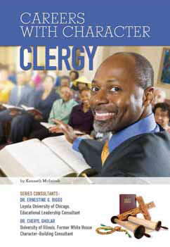 Cover for Clergy
