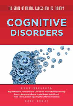 Cover for Cognitive Disorders