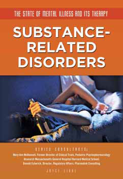 Cover for Substance-Related Disorders