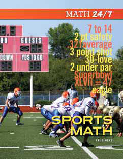 Cover for Sports Math
