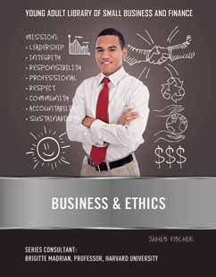Cover for Business & Ethics