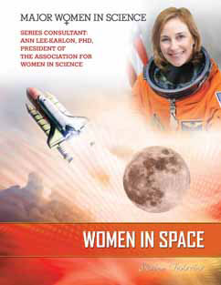 Cover for Women in Space