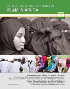 Cover for Islam in Africa
