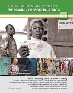 Cover for The Making of Modern Africa