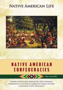 Cover for Native American Confederacies