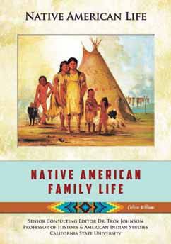 Cover for Native American Family Life