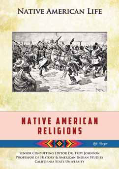 Cover for Native American Religions