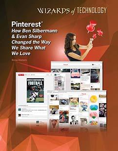 Cover for Pinterest®