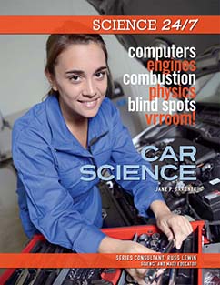 Cover for Car Science