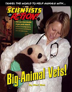 Cover for Big-Animal Vets!