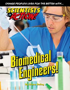Cover for Biomedical Engineers!