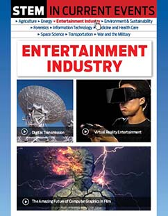 Cover for Entertainment Industry
