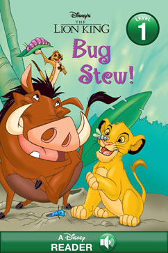 Cover for Bug Stew