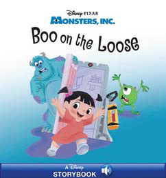 Cover for Boo on the Loose