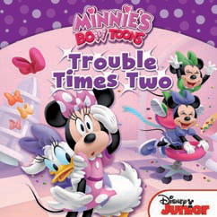 Cover for Trouble Times Two