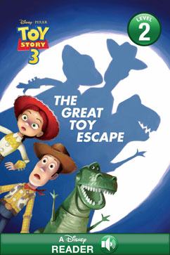 Cover for The Great Toy Escape
