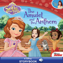Cover for Amulet and the Anthem, The