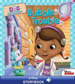 Cover for Bubble Trouble