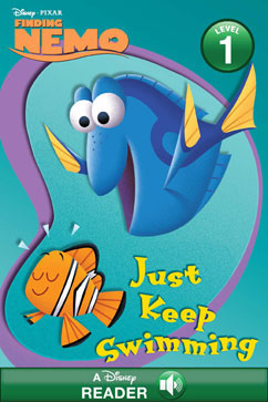 Cover for Just Keep Swimming!
