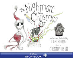 Cover for Nightmare Before Christmas