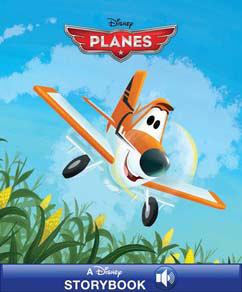 Cover for Planes