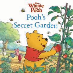 Cover for Pooh's Secret Garden