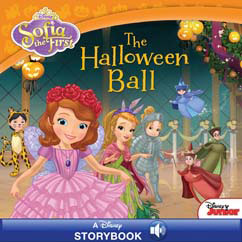 Cover for The Halloween Ball