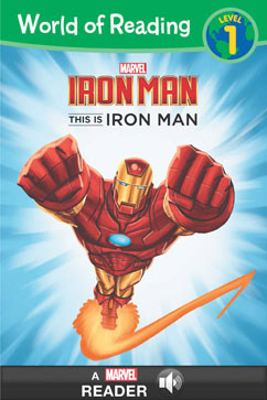 Cover for This Is Iron Man