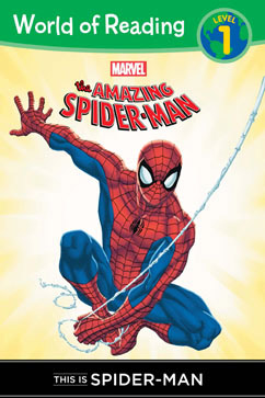 Cover for This Is Spiderman